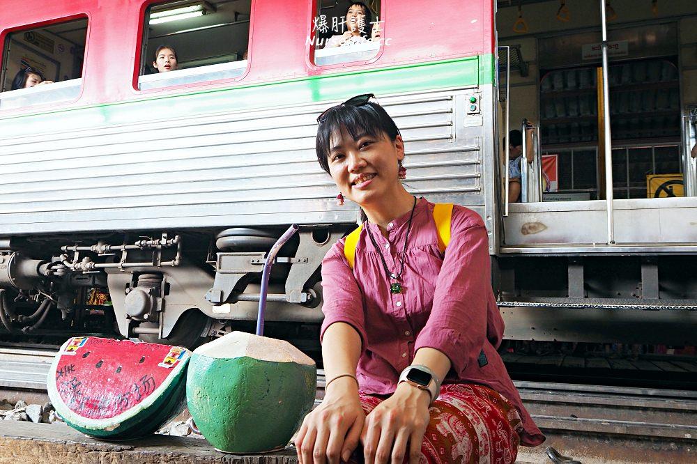 曼谷包車之旅!美功鐵道市場、安帕瓦水上市場及螢火蟲遊河 - nurseilife.cc