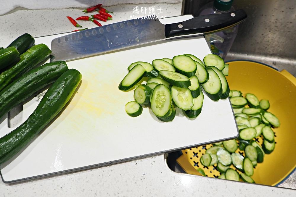兩種版本的涼拌小黃瓜:日常小菜和下酒菜都很適合
