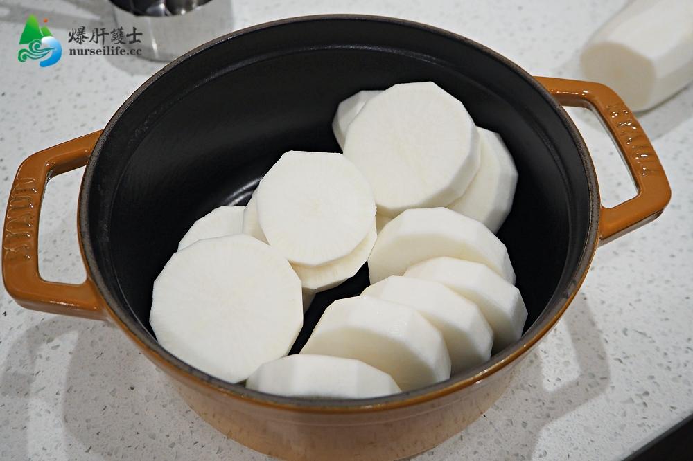 家常開胃菜、下酒菜:滷蘿蔔和醃蘿蔔 - nurseilife.cc