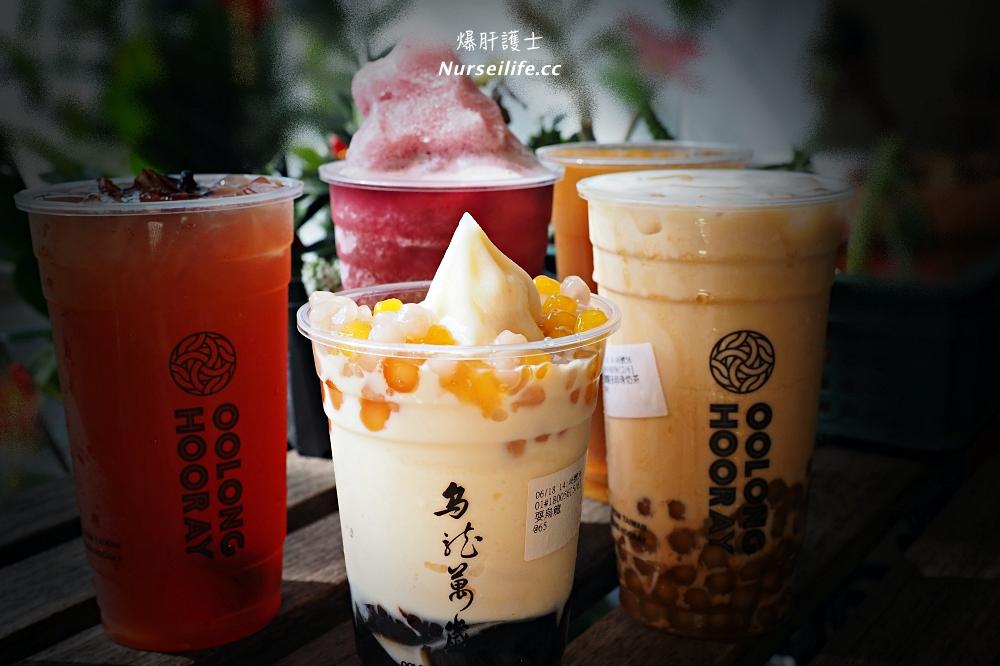 烏龍萬歲:台灣茶與新鮮蜜漬水果帶來的全新健康茶飲