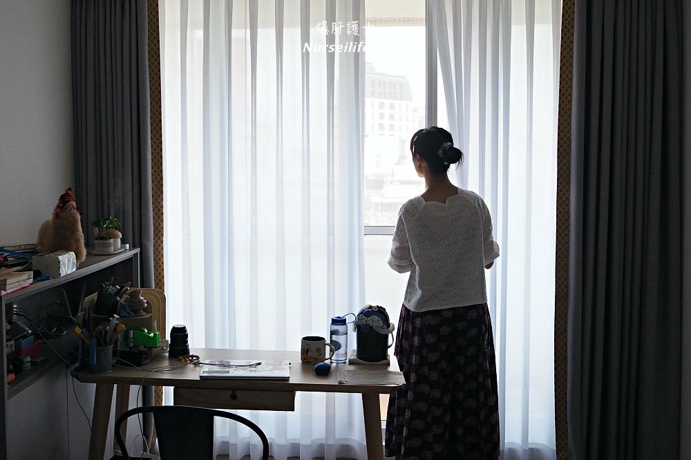 隆美拼接窗簾