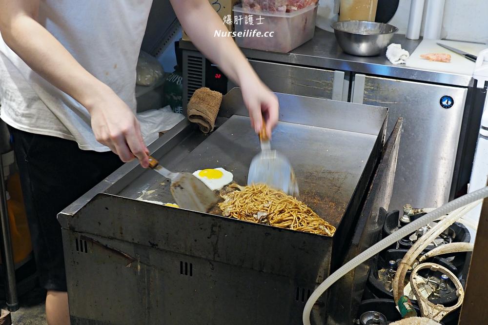Mar桑唐揚げ本舗(日式唐揚炸雞)赤峰街的散步美食.日式炸雞、炒麵和月見漢堡 - nurseilife.cc