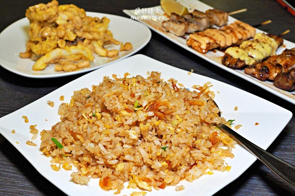 博串燒居酒屋|吃串燒搭配入圍「炒飯王」的臺灣國寶櫻花蝦炒飯,讓美味更加分!