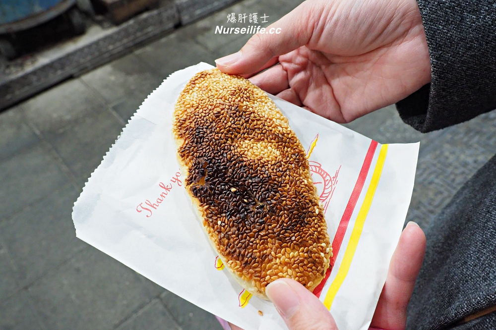 士林燒餅(原南港老張胡椒餅)|士林夜市排隊餅店.糖糕酥餅、小酥餅必買! - nurseilife.cc