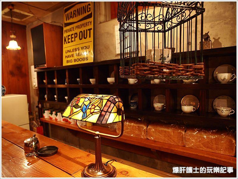 【名古屋咖啡館】Kahve hane,藏身夜店街的氣質咖啡館 - nurseilife.cc