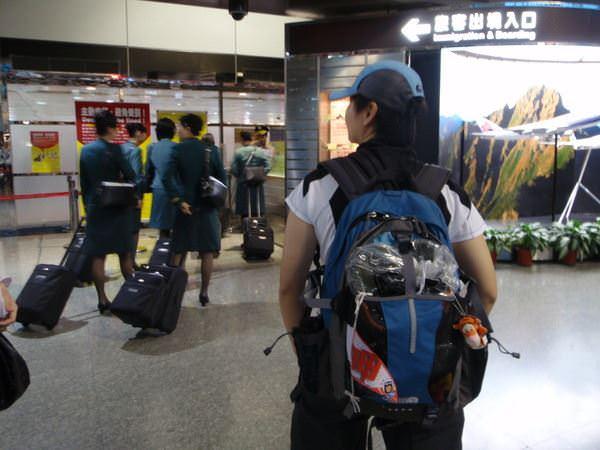 香港大暴走 Day 1-1前進香港