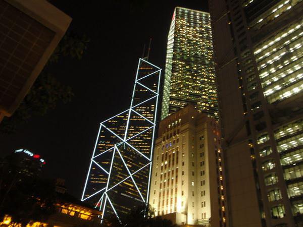 香港大暴走 Day 1-4中環皇后像廣場及山頂纜車