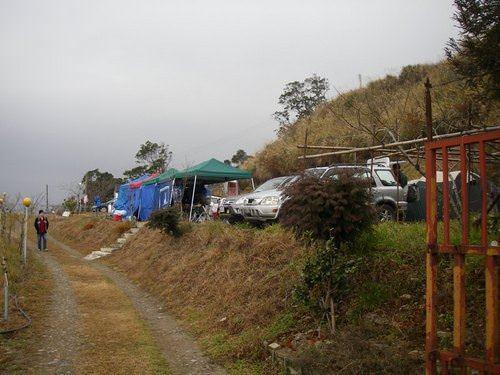 瑞士農莊露營記