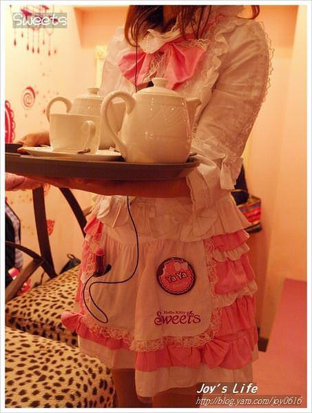 【台北】Hello Kitty Sweets主題餐廳(已結束營業)
