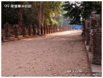 【Angkor】Preah Khan 寶劍塔