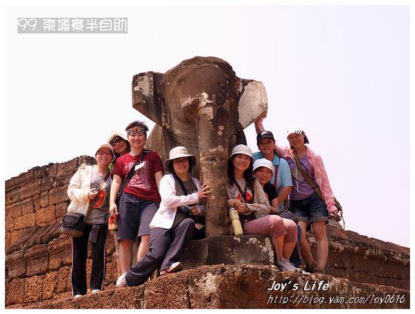 【Angkor】East Mebon 東梅蓬寺