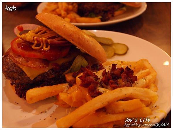 【台北 大安】kgb 紐西蘭風味漢堡 - nurseilife.cc