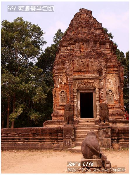 【羅洛士遺址】Preah Ko 神牛寺