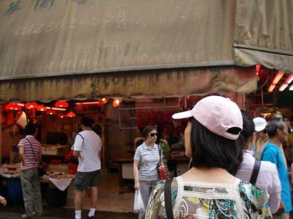 香港大暴走 Day 1-3銅鑼灣,陳浩南的地盤