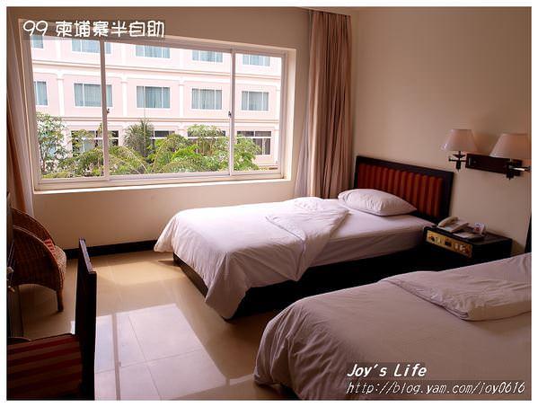 【暹粒】吳哥河景飯店Angkor Riviera Hotel