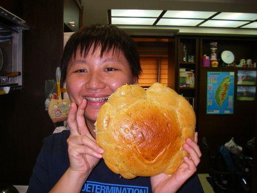 荷蘭鍋之螃蟹麵包