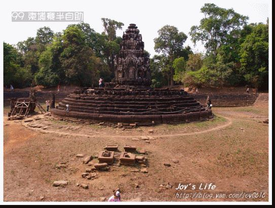 【Angkor】Neak Pean 龍蟠宮