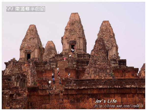 【Angkor】Pre Rup 變身塔