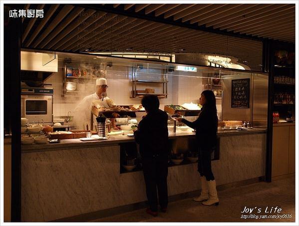【台北天母】味‧集廚房 Market cafe'(已轉型為天母川菜廳)