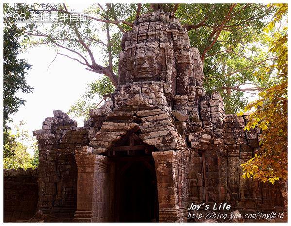 【Angkor】Ta Som 達松將軍廟