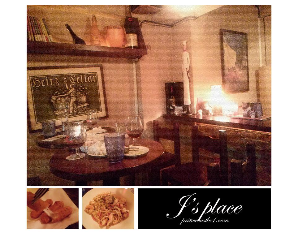 (口甲口甲)美味微醺的小酒館-J's place