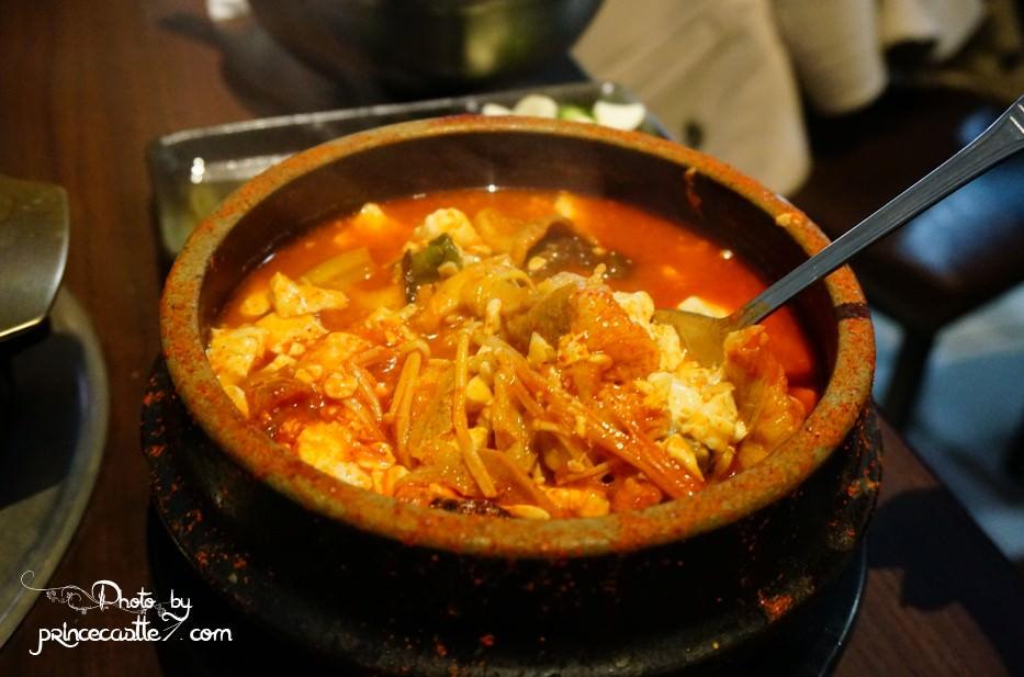 (口甲口甲)巷弄間的韓式美味料理-南京東路韓飴館