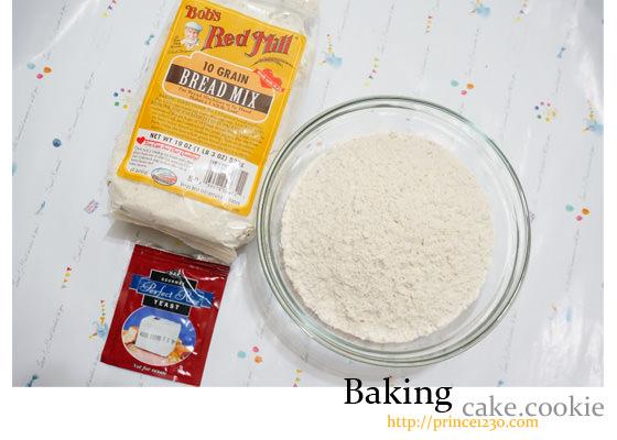 奶油餅乾預拌粉1