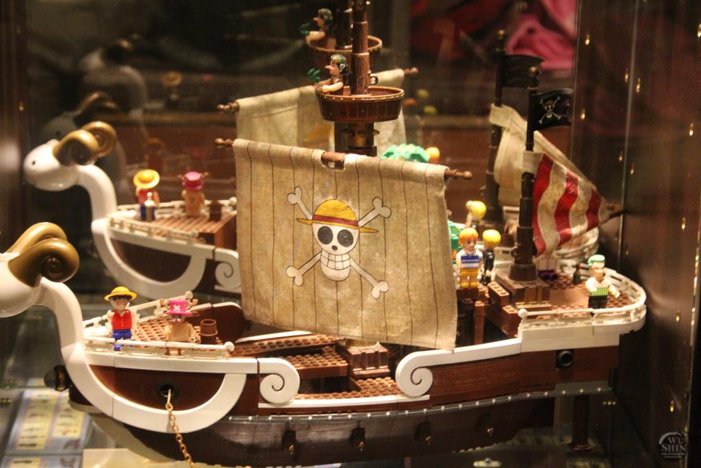 【主題餐廳】海賊時代-複合式茶坊(one piece)
