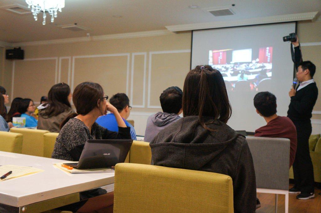 中原大學活動記錄攝影講師 吳鑫
