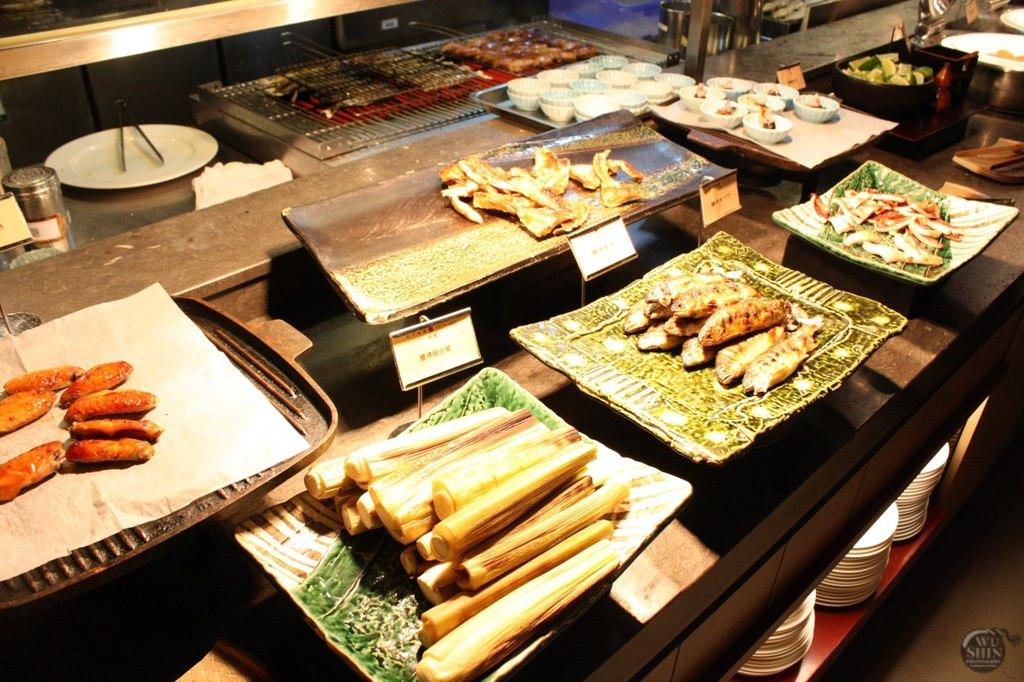 【美食】欣葉日式料理中山店