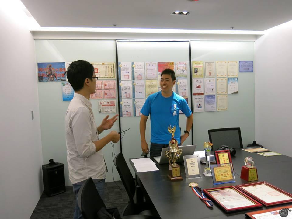 中天新聞採訪吳鑫