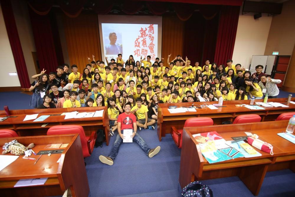 全國巡迴演講 講師吳鑫