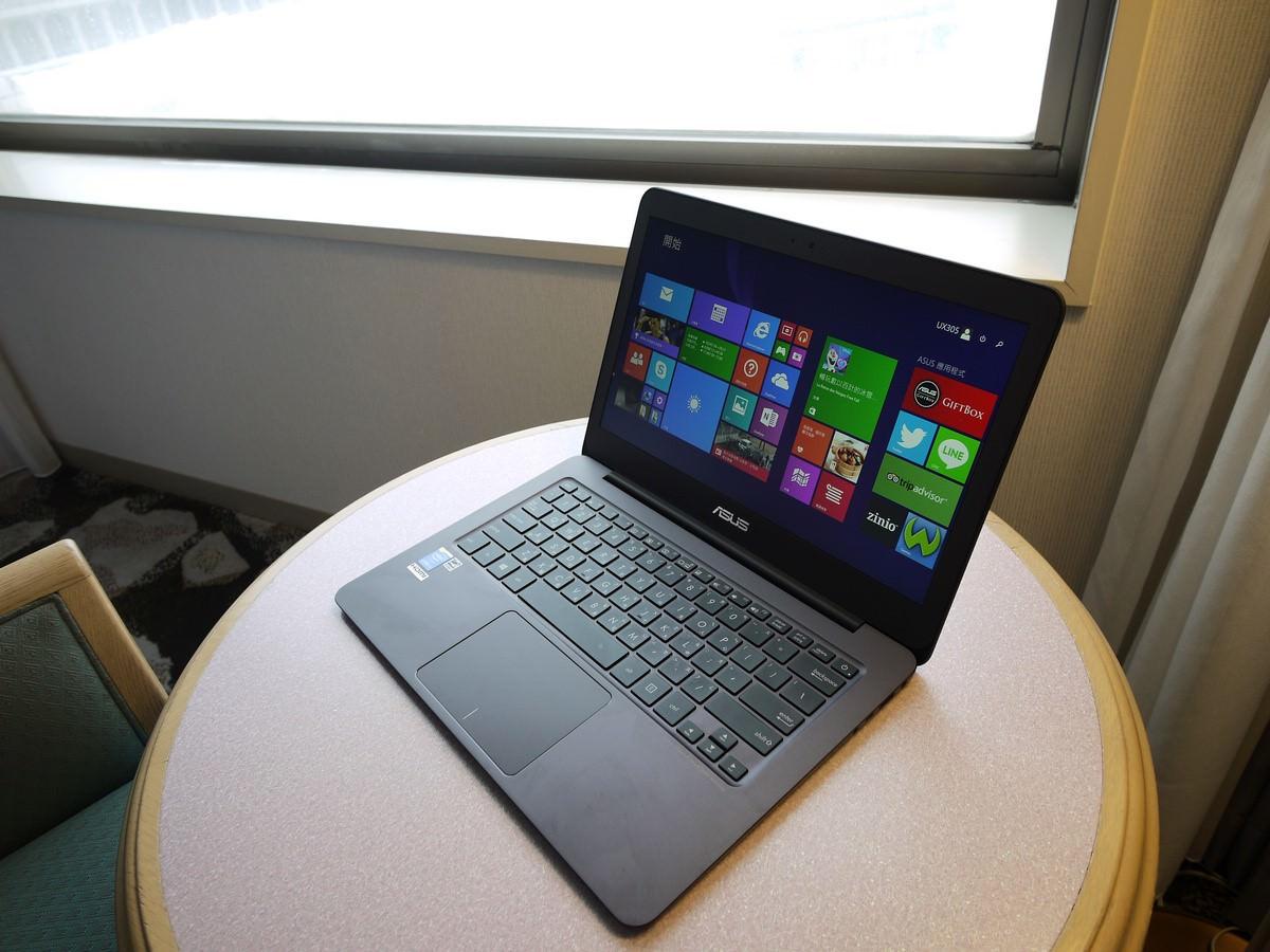 薄如紙、聲如磬   輕薄好旅伴ASUS ZenBook UX305