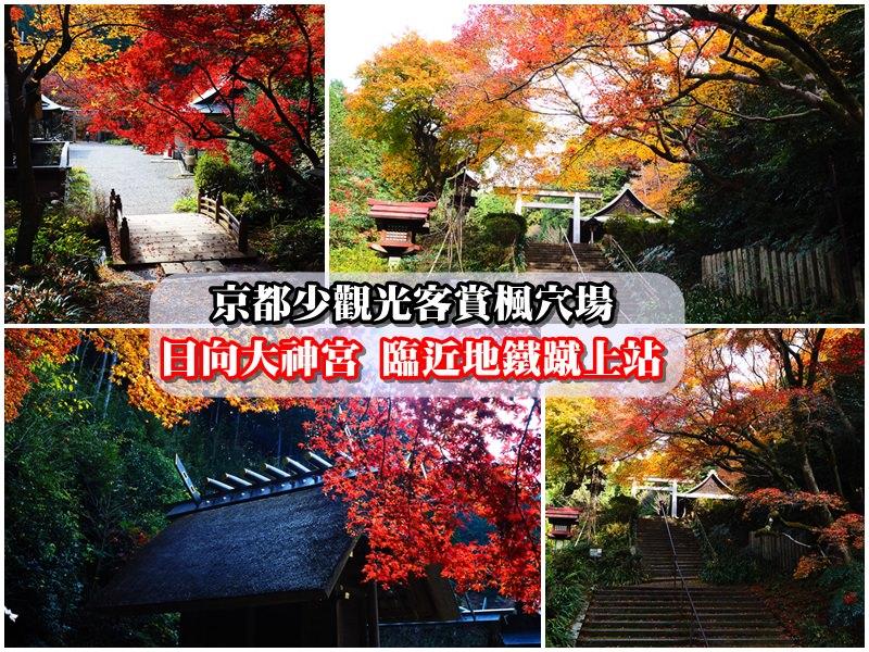 【京都賞楓】京都穴場之楓紅交會的日向大神宮