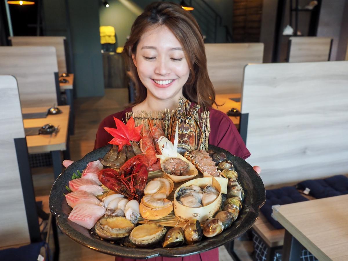 【桃園火鍋推薦】船饕海鮮和牛鍋物 高評價必吃火鍋 高檔海鮮平價享受