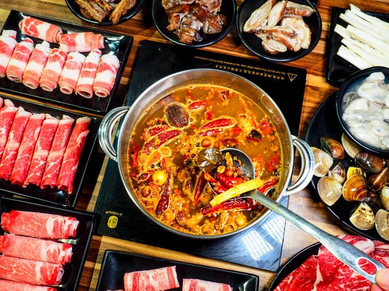 【三峽吃到飽推薦】最正宗蒙古鍋 蒙古紅吃到飽火鍋 肉品海鮮品質一流 蔬菜種類特多