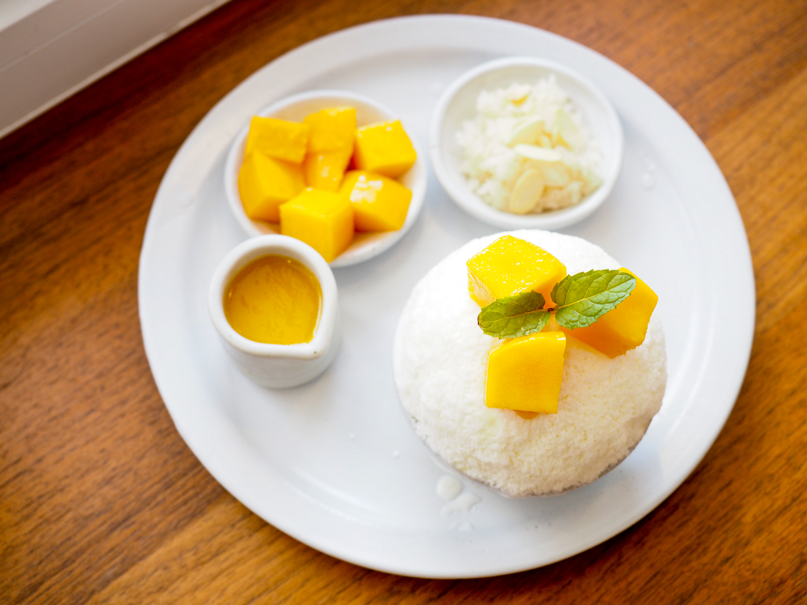 台北奇維奇娃 夏季限定芒果糯米冰酥!享受來自泰國清邁的特製冰品