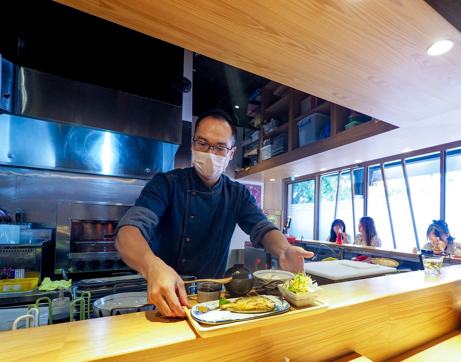 【石牌站美食】漁當家食堂 最青最新鮮的無菜單當天漁獲套餐 用心料理每一道!