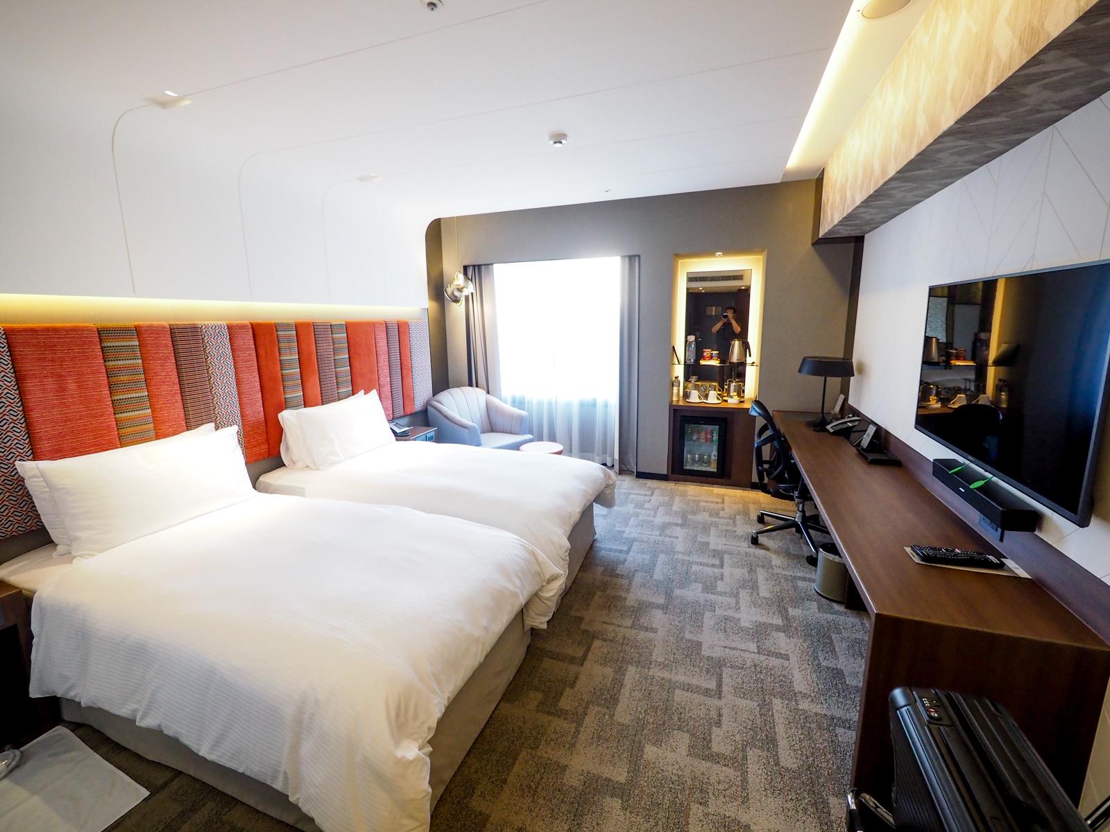 台北亞都麗緻大飯店住宿體驗 現代化卓越客房硬體設備優秀 服務人員態度值得肯定
