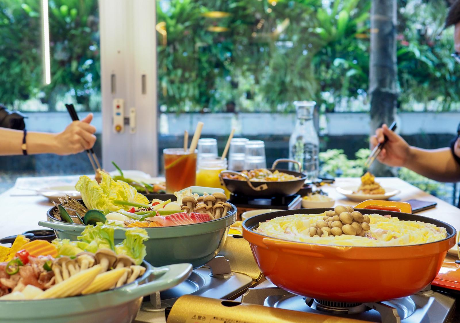 【大直美食】劉震川韓潮吧 台北大直旗艦店 帶給你不同清爽體驗的新韓式料理