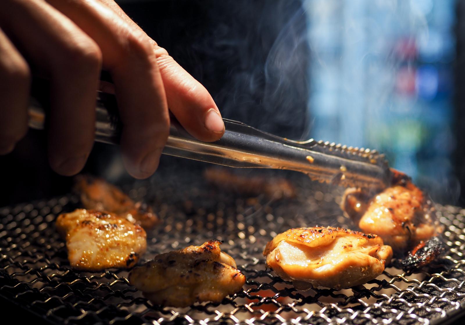 【台北平價燒肉吃到飽】胖肚肚燒肉中山店 店員代烤超輕鬆 只要負責吃美味燒肉就好