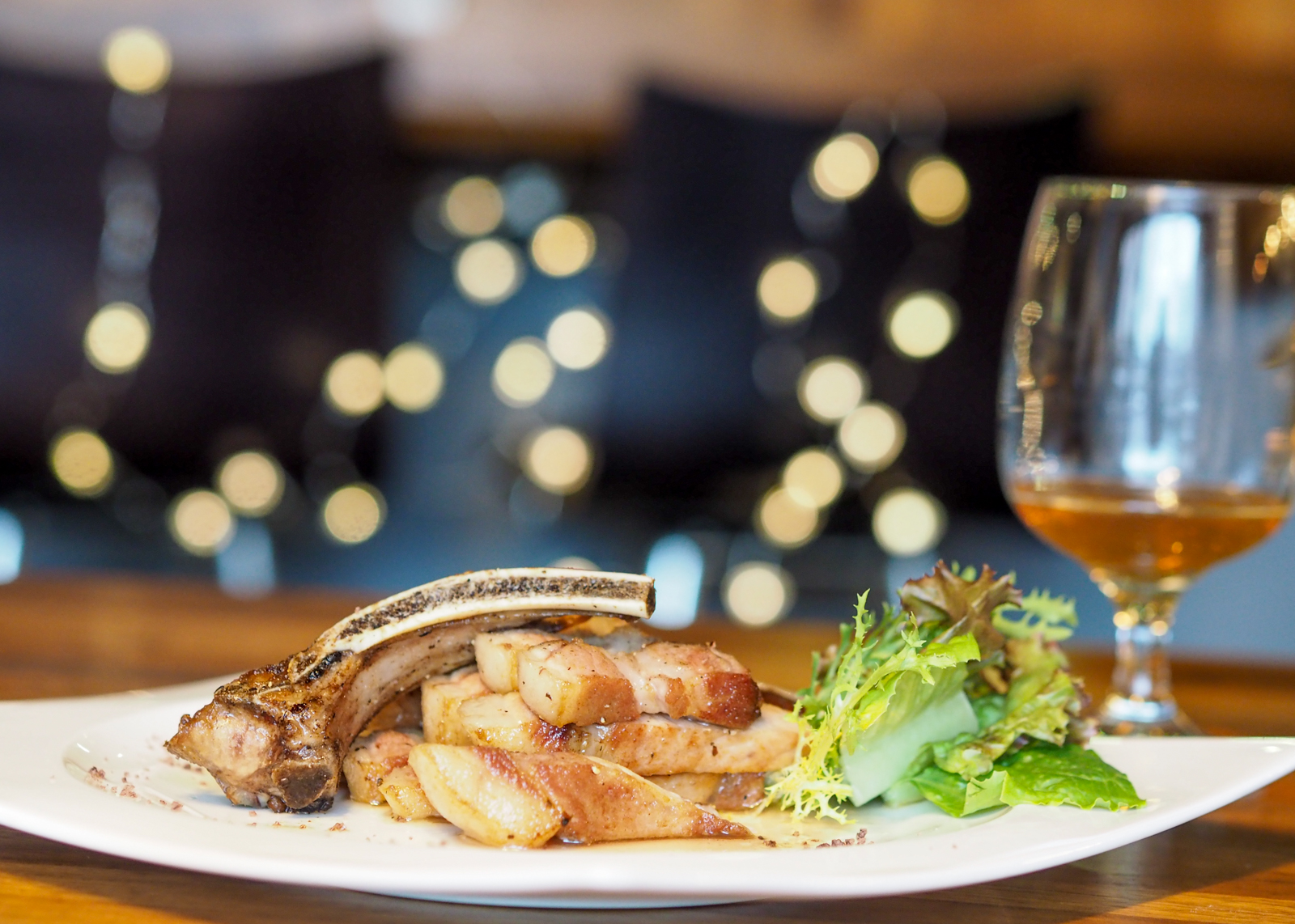 【中山區美食】兔卡蕾餐酒館 OSTERIA TOCCARE 限定四天的雙人聖誕餐超豐盛又美味