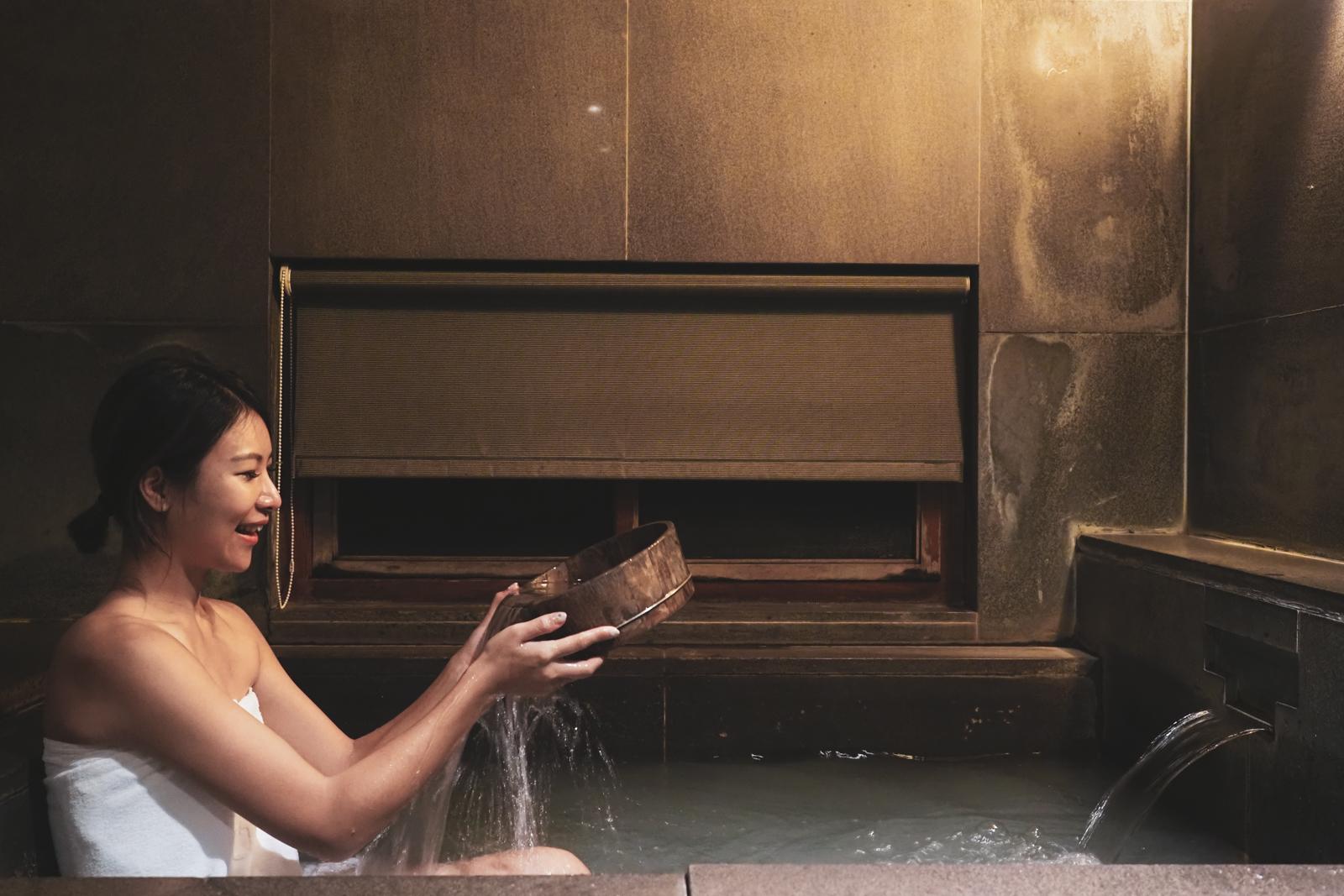 【北投泡湯趣】北投春天酒店雙人湯屋 大眾風呂春天風呂實際體驗 套票更划算!