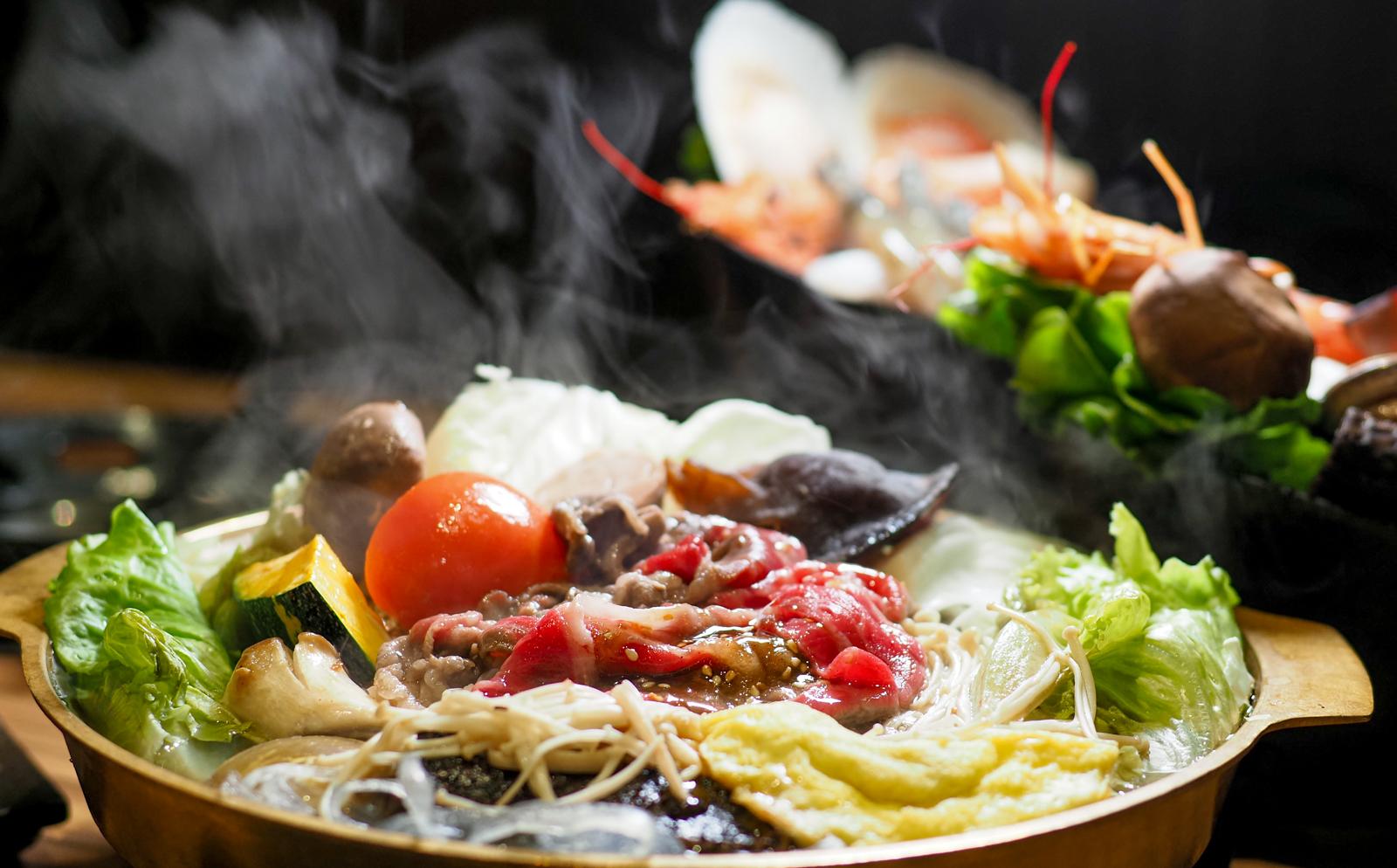 【東區火鍋推薦】咕咕咕嚕 日式昆布火鍋 | 韓式銅盤烤肉 這家銅盤烤肉美味我給東區第一
