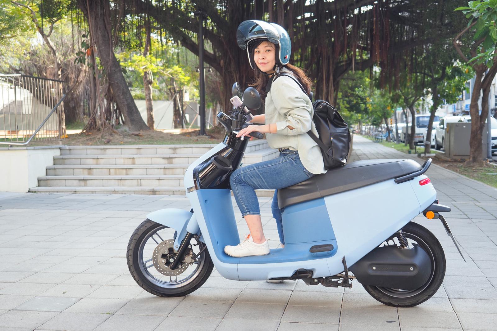【台南電動租車】羽婕電動機車租借 服務貼心 GOGORO車款任選又多台!