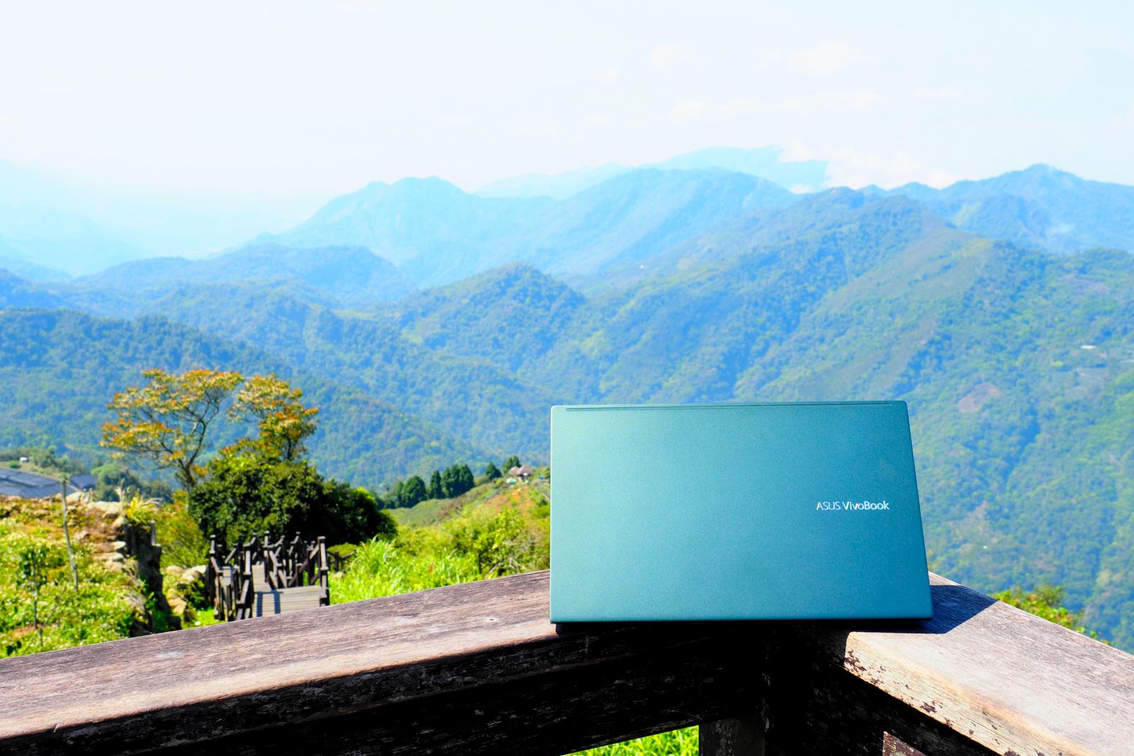 低調實力派高CP值掌門人 VivoBook S14 S435EA 秘境綠開箱使用心得