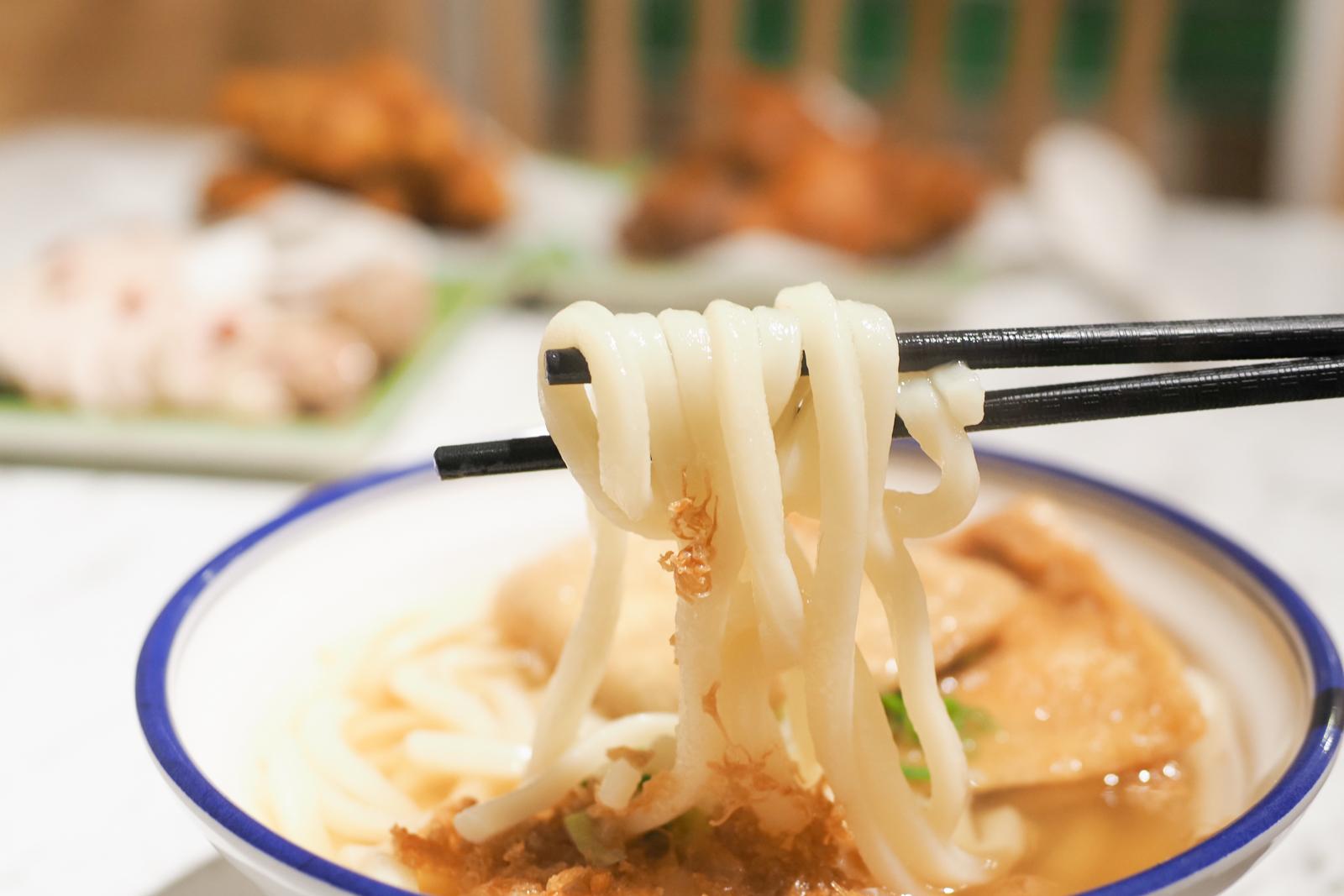 【澎湖馬公美食】高松麵所 澎湖難得一見的美味烏龍麵店!還能免費續湯續麵超佛心