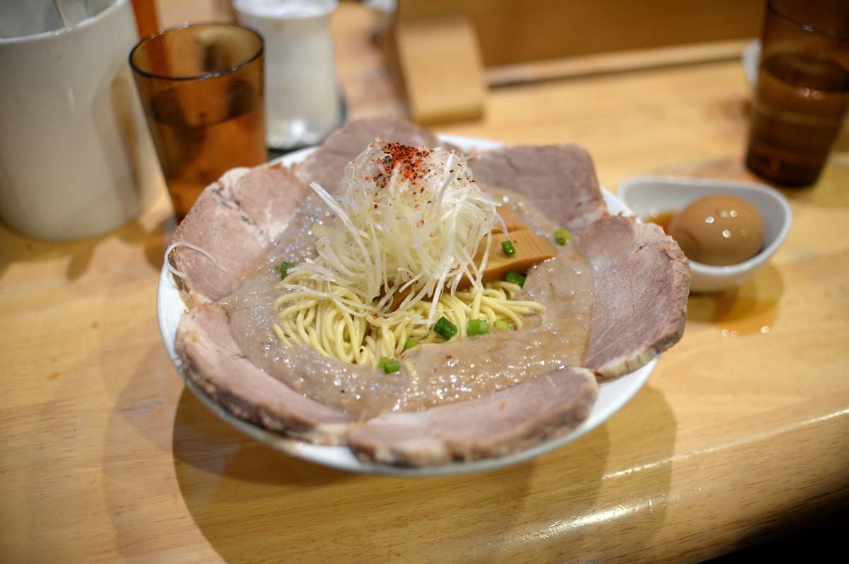 【京都美食拉麵】京都一乘寺麵屋極雞  京都濃厚雞白湯霸者