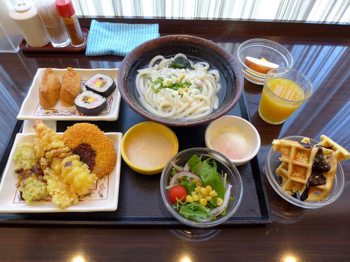 【高松住宿】Dormy inn高松  四國門戶第一站 豐富早餐與露天大浴場