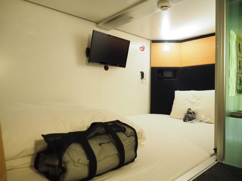 【東京膠囊旅館】GLOBAL CABIN 東京五反田 DORMYINN首家膠囊旅館